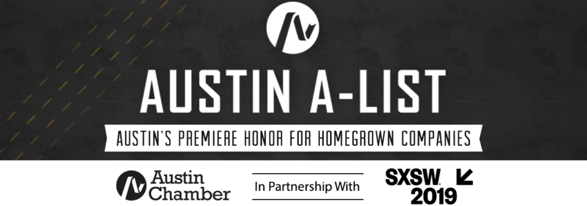 Austin A-List Nominees