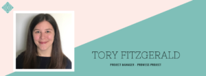 Project Manager Spotlight – Tory Fitzgerald