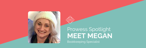 Meet Megan – Financial Specialist