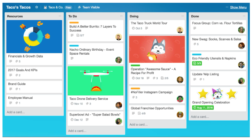 Why we love Trello